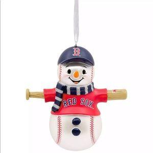 Hallmark Christmas Ornament MLB Boston Red Sox